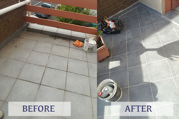 shower and balcony repair service in Mebourne