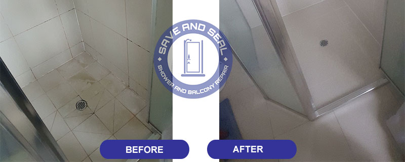 save and seal shower repair